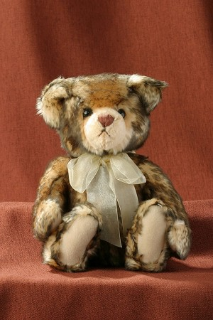 Heartfelt Plush Teddy Bear Bliss Jr. 8 inches #J547