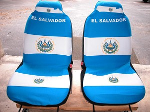 Car seat cover for small car vehicles bucket seat 1 pcs only- El Salvador
