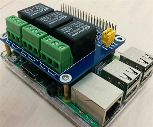 SES Smart Entry Systems Wiegand Single Entry Controller - Raspberry Pi - WiFi Wireless