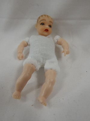 Heidi Ott Dollhouse Miniature 1:12 Scale Toddler Doll Body #XKB10A