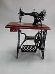 Heidi Ott Dollhouse Miniature 1:12 Scale Sewing Machine #XY201M
