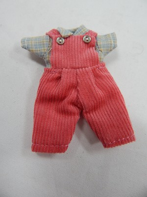 Heidi Ott Dollhouse Miniature 1:12 Scale Toddler Boy Outfit #XZ883 PK