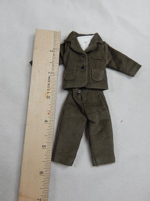 "Heidi Ott Male Men's 5"" Doll Outfit Clothes #XZ972-BR"