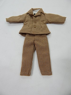 Heidi Ott Dollhouse Miniature 1:12 Scale Male Men's Outfit #XZ973GK