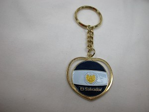 El Salvador Super special Collectible Key Chains or gifts - El Salvador