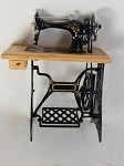 Heidi Ott Dollhouse Miniature 1:12 Scale Sewing Machine #XY201P