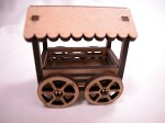Doll House Miniature Furniture 1/4