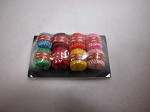Dollhouse Miniature Accessories 1:12 Scale Spools Yarn & Supplies #Z283