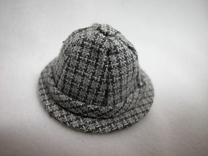 Heidi Ott Dollhouse Miniature 1:12 Scale Teenage Boy's Hat #XZ784B