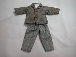 Heidi Ott Dollhouse Miniature 1:12 Scale Male Men's Outfit Clothing #XZ964